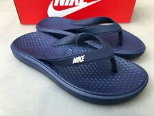 Nike Solay Thong Badesandale Herren ,blau ,882690-400