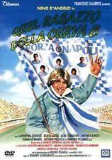 Dvd QUEL RAGAZZO DELLA CURVA B - (1987) *** Nino D'Angelo *** ....NUOVO