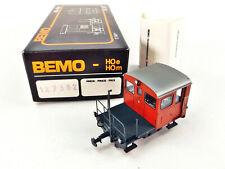 Bemo 1273 62 Rangiertraktor Traktor Tm 2/2 65 RhB rot DC Analog HOm 1:87