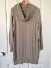Winter Cotton Blend Regular Size Dresses for Women