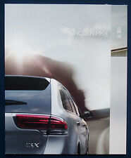 Prospekt brochure 2013 Lincoln MKX (USA)