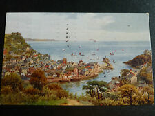 ARQ154 - LOOE, From The Downs - A R Quinton #2412 POSTCARD