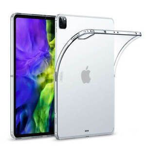 """100% Slim Thin Clear Gel Case Cover for Apple Air 10.9"""" 4th Generation (2020)"""
