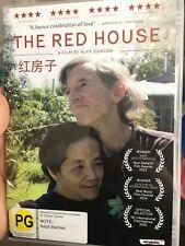 The Red House region 4 DVD (2012 New Zealand romantic drama movie)