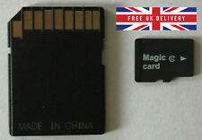 64mb Micro SD Card Class 4 Flash Memory SDHC for Mobile Phones Laptops Cameras