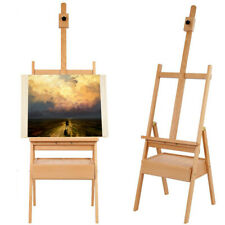 Easel Stand Adjustable Kids Sketch Holder w/Drawer Painters Tripod Display Stand