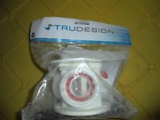 TRUDESIGN Manual Aquavalve Diverting Valve Surface Mount White 90314