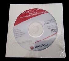 LexisNexis Colorado Historical Statutes 2000 - 2015 DVD