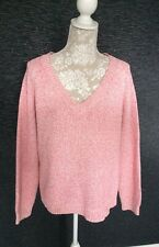 NEW M/&S PER UNA OPEN FRONT STUD CARDIGAN SIZE 8-20 Grey Burgundy