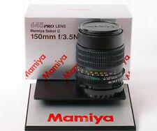 Mamiya Sekor C  645 150mm f3.5 N Objektiv  für Pro TL Super M645 1000S  NEW