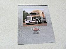1996 PETERBILT 385 TRUCKS (USA) SALES BROCHURE..