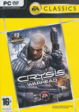 CRYSIS WARHEAD Crisis Ctytek Stealth Shooter PC Game - US Seller - NEW in BOX