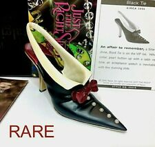 """Just The Right Shoe """"Black Tie"""" #25618 by Raine 2006"""