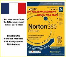 Norton 360 Deluxe 50 Go Antivirus