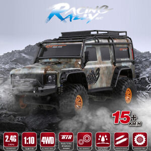 1:10 RC Car Racing Vehicle HB-ZP1002 RTR RC Truck 4WD 2.4G Replica of Wrangler