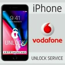 UNLOCK CODE SERVICE FOR Apple iPhone All Model  X XR XS XS MAX Vodafone UK
