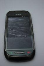 Nokia C7-00 - 8GB-Negro Carbón (Desbloqueado) Teléfono Inteligente Buenas Condiciones