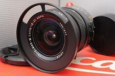 ":MINT Leica Tri-Elmar-M 16-18-21mm F4 ASPH ""WATE"" 6-Bit Coded Wide Angle Lens"