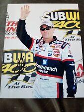 Kevin Harvick signed 8x10 photo  Nascar
