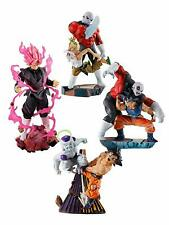 "Dragon Ball Super Dracap Rebirth Set of 4 figure 4"" Megahouse Diorama NEW"