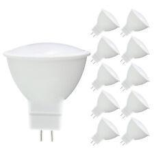 Lot de 10 Ampoules LED SMD Blanc Froid GU5.3 12V AC 5W 400 Lumens 120°