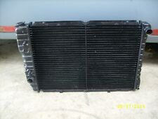 1972 FORD MERCURY 351 400 429 RADIATOR GALAXIE MARQUIS FULL SIZE D2AE JA