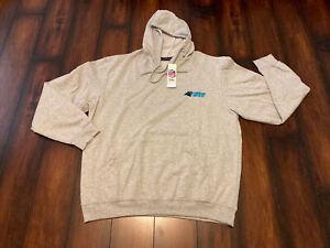 Dunbrooke SI XL NFL Carolina Panthers Gray Pullover Hoodie Sweatshirt Men's