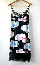 Womens Peter Alexander sz 14 Floral Petticoat Slip