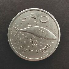 New Listing2 Kune Fao Croatia uncommon coin 1995 Fiat Panis