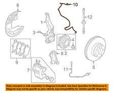 LAND ROVER OEM 05-06 LR3 Front Brake-Disc Pad Wear Indicator Sensor SEM000024