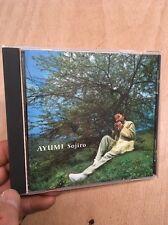 Ayumi Sojiro CD 1999 Japan UICZ-4025 Rare Album Universal Victor