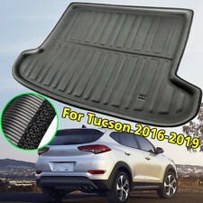 Rear Trunk Tray Boot Liner Cargo Mat Floor Carpet For Hyundai Tucson 2015-2019