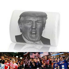 2 ply Donald Trump Funny Toilet Paper Soft Printed Gag Gift Toilet Tissue Roll X