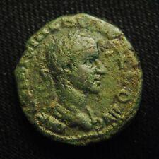 Æ26 Viminacium Trebonianus Gallus Rv Viminacium Bull & Lion 10.42 grams AD 251-3