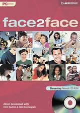 face2face Elementary Network CD-ROM, Cunningham, Gillie, Redston, Chris, Greenwo