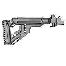 Fab Defense Folding Buttstock w/ Cheek Piece for Stamped Receiver - UAS-K