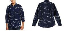 G-STAR RAW Men's Landoh Clean Long Sleeve Dress Shirt  BNWT Size XS - BNWT
