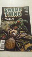Swamp Thing #91 January 1990  DC Comics Wheeler Broderick Acala