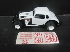 #29 Doug Wolfgang Coupe Modified 1/25th scale Die-Cast donor kit