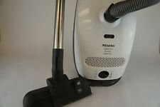 Miele Classic C1 PowerLine Lotus White SBAN0 OLYMPUS Canister Vacuum Cleaner