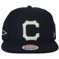 NCAA Zephyr Connecticut Huskies UCONN Navy Blue Snapback Flat Bill Hat Cap