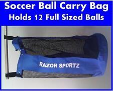 Football - Soccer ball bag - holds up to 12 full sized balls - Brand New