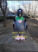 Halloween Monkey Mascot Fancy Costume Anime  Kits Cartoon Theme Dress Carnival