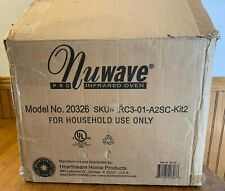 New - Nuwave 20326 Pro Digital Controlled Infrared Tabletop Oven - Open Box