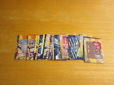 2010 Panini Justin Bieber 30 Sticker Insert Set