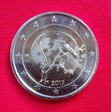 *FINLANDIA 2017 2 EURO FDC UNC NATURA FINLANDESE FINNLAND - leggi l'inserzione