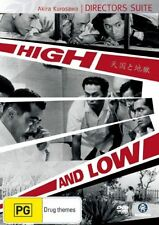 High And Low (DVD, 2006) - Region 4
