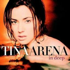 In Deep by Tina Arena    CD  LIKE NEW  BR854