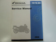 1979 1980 HONDA CBX Service Repair Shop Manual FACTORY OEM BOOK BRAND NEW HONDA
