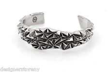 House of Harlow 1960 Silver plated rocky mountain cuff bracelet